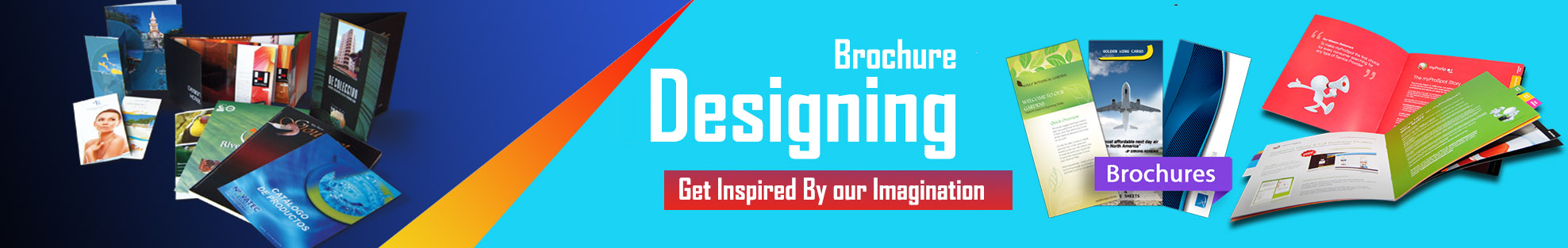 Brochure Designing | stationery design services