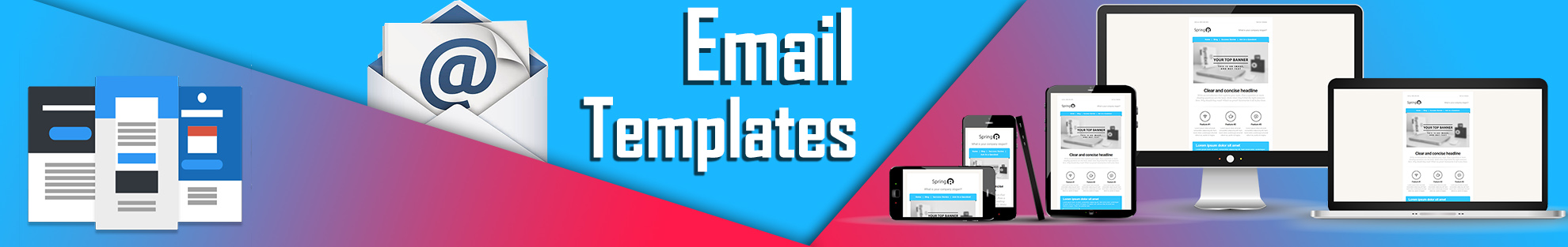 Creative Email Template Design | Email Template Design