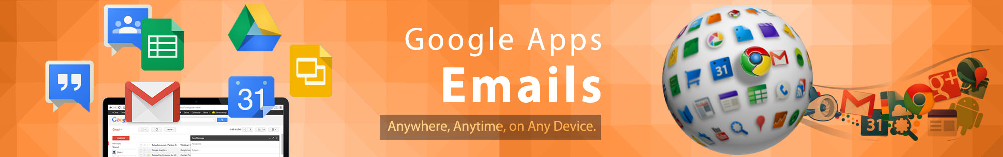 Google Apps Emails Mumbai